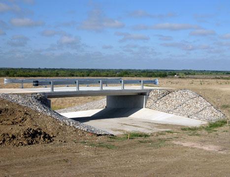 Precast Concrete Construct Bridge System By Tricon Precast