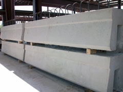 concrete coping wall