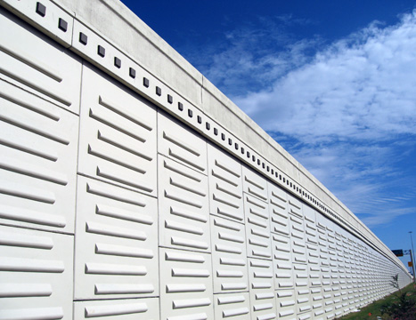 Mse Walls And Retained Soil Walls Precast Concrete Wall