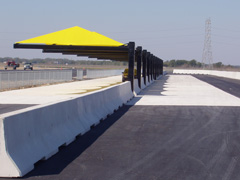 Precast Concrete Traffic Barriers And Wheel Stops By Tricon