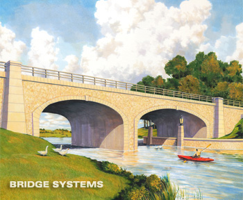 precast concrete bridge systems